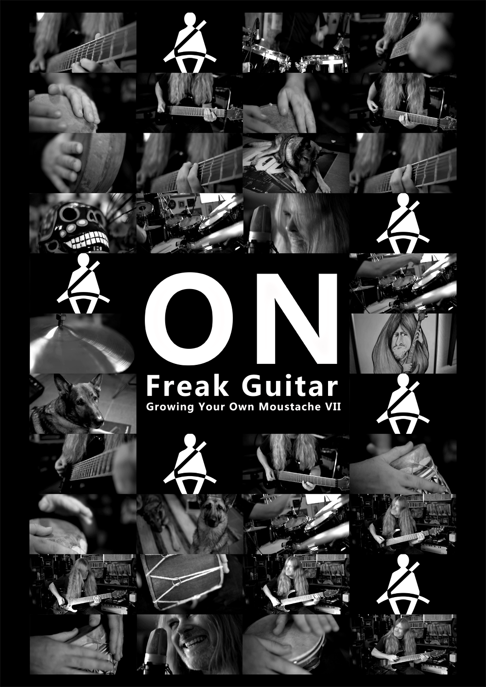 Freak Guitar - Growing Your Own Moustache Vol 7
